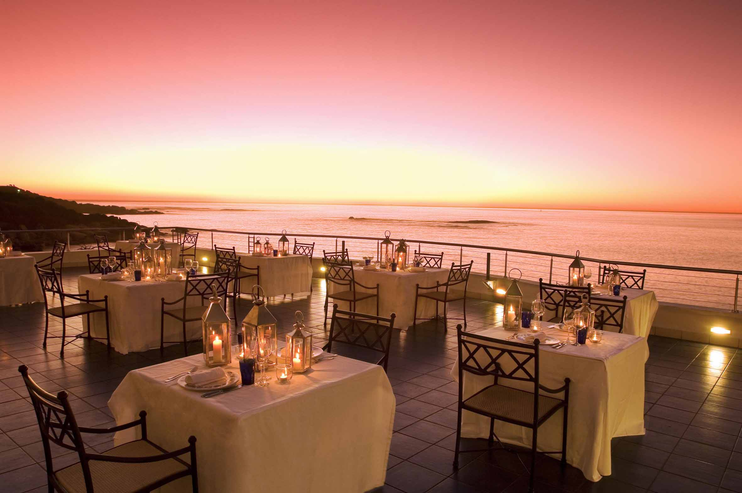 Cape Town The Four Best Restaurants